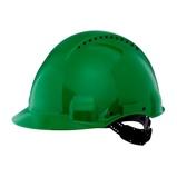 Afbeelding van3M Peltor G3000CUV GP Veiligheidshelm met pinlock Groen Plastic sweatband