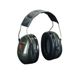 Image deCasque anti bruit 3M Peltor Optime II noir