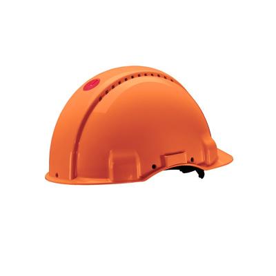 Afbeelding van 3M Peltor G3000NUV Veiligheidshelm Oranje Veiligheidshelmen ABS