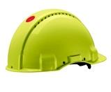 Afbeelding van3M Peltor G3000NUV GB Veiligheidshelm met draaiknop Geelgroen Plastic sweatband