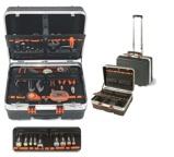 Imagen deBAHCO Caja de herramientas rígida con 55 herramientas 4750RCW011BNL