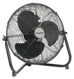 Imagen deBestron Ventilador de suelo DFA30, 35 cm, 55 W, Negro