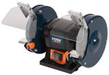 Imagen deFERM BGM1019 Amoladora doble de mesa 150W 150 x 12.7 x 16 mm