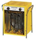 Afbeelding vanMaster B 15 EPB Elektrische kachel / heater 1500W 400V