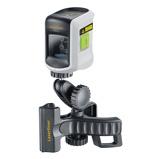 Afbeelding vanLaserliner SmartVision Laser Plus Groene Kruislijnlaser met Klemhouder Bril 081.337A