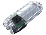 Afbeelding vanNitecore Tube Sleutelhangerlamp oplaadbaar transparant zaklamp