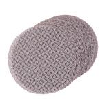 Afbeelding vanTriton 150 mm klittenband gaas schuurschijven, 10 Stuks 100 korrelmaat