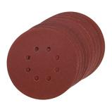 Afbeelding vanTriton 150 mm klittenband schuurschijven, 10 Stuks mm, 240 korrelmaat