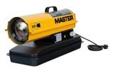 Afbeelding vanMaster B70CED Diesel werkplaatskachel 20kW