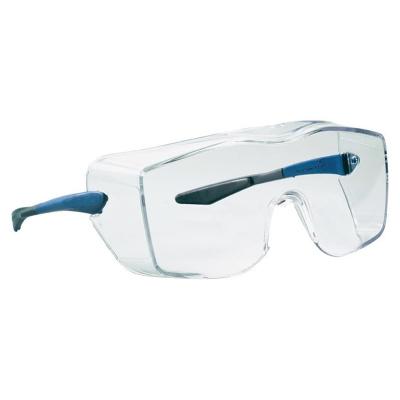 Afbeelding van 3M OX 3000 Overzetbril Blauw Overzetbrillen