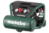 Afbeelding vanMetabo Power 180 5 W OF Compressor 1100W 8 bar 5L 75 l/min