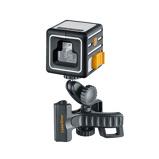 Afbeelding vanLaserliner CompactCube Laser 3 Plus Kruislijnlaser + FlexClamp klemhouder in koffer lijnen 15m