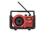 Afbeelding vanPerfectPro TOUGHBOX 2 Bouwradio FM RDS AM aux in werkt op netstroom & batterij (batterijen inbegrepen)