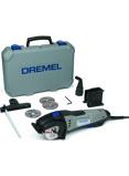 Afbeelding vanDremel DSM20JA Minicirkelzaag incl. 4 delige accessoireset 710W