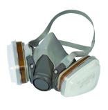 Afbeelding van3M 6223M Starterskit Voor Halfgelaatsmaskers Met A2 P3 R Filtercombinatie Bajonetaansluiting