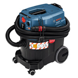 Afbeelding vanBosch Blauw GAS 35 L AFC Professional nat en droog stofzuiger 06019C3200