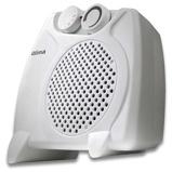 Afbeelding vanQlima Elektrische ventilatorkachel 2000 W wit EFH2010