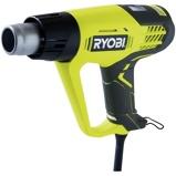 Afbeelding vanRyobi EHG2020LCD Heteluchtpistool incl. accessoires in koffer 2000W