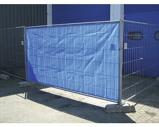Afbeelding vanLoadlok Bouwhekkleed 1,76 x 3,41 Mtr. Blauw (150 gr/m²)