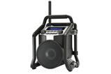 Afbeelding vanPerfectPro POWERPLAYER Bouwradio FM RDS DAB+ bluetooth USB aux in Oplaadbaar (ingebouwde Lithium accu)