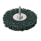 Image of Silverline 583244 Polycarbide staalborstel wiel 100mm
