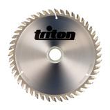 Afbeelding vanTriton Invalcirkelzaagblad, 60T TTS60T cirkelzaagblad, 60 tands