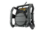 Afbeelding vanPerfectPro UBOX 500R Bouwradio FM RDS DAB+ bluetooth USB aux in werkt op netstroom & batterij (batterijen inbegrepen)