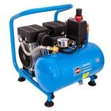 Afbeelding vanAirpress l 6 95 Silent Compressor 0,45 kW 8 bar l/min
