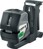 Afbeelding vanLaserliner AutoCross Laser 2 XPG Kruislijn /puntlaser in koffer lijnen / 5 punten Groen 20m