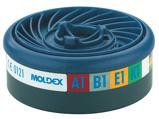 Afbeelding vanMoldex 940001 Gas En Dampfilter A1B1E1K1 Donkergrijs/blauw Dampfilters