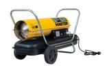 Afbeelding vanMaster B100CED Diesel werkplaatskachel 29kW