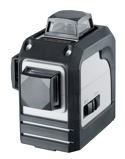 Afbeelding vanLaserliner CompactPlane laser 3D Driedimensionele met magnetische klem en wandhouder 036.290A