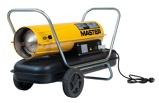 Afbeelding vanMaster B150CED Diesel werkplaatskachel 44kW