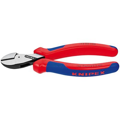 Afbeelding van Knipex 7302160 X Cut Kracht Zijsnijtang 160mm