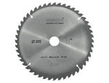 Afbeelding vanMetabo 628064000 Precision Cut Cirkelzaagblad 305 x 30 56T Hout / MDF