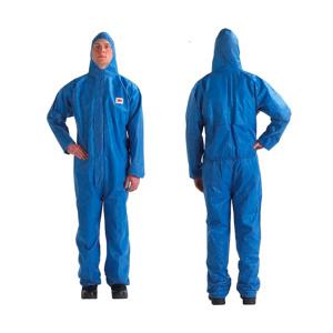 Afbeelding van 3m beschermende overall 4515 , blauw, l