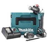 Afbeelding vanMakita DGA504RTJ 18V Li Ion Accu haakse slijper set (2x 5.0Ah accu) in Mbox 125mm koolborstelloos