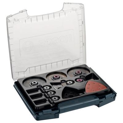 Afbeelding van Bosch 2608662013 34 Delige I Boxx pro set met OMT accessoires
