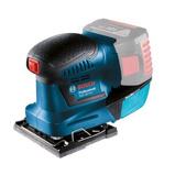 Afbeelding vanBosch Blauw GSS 18V 10 Professional accu schuurmachine Body 06019D0200