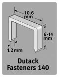 Afbeelding vanDutack 5011021 Nieten Serie 140 14mm (1000st)