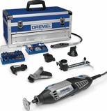 Afbeelding vanDremel 4000 6/128 Elektrische multitool incl. 128 Delige accessoireset in koffer 175W