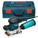 Afbeelding vanBosch Blauw GSS 230 AVE Vlakschuurmachine 184x92mm 300w in L Boxx 0601292801