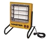 Afbeelding vanMaster elektrische infrarood verwarming TS3A