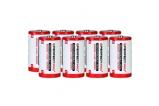 Afbeelding vanPerfectPro Oplaadbare batterijen D Cell 8000mAh 8 stuks PP D8
