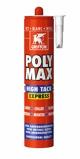 Afbeelding vanGriffon polymax hightack express 435 gr, wit, koker