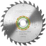 Afbeelding vanFestool 496302 / 160x2,2x20 W28 Cirkelzaagblad - 160 x 20 x 28T - Hout