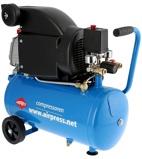 Afbeelding vanAirpress HL 310 25 Compressor 1,5 kW 8 bar 24 l 196 l/min