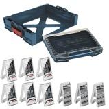 Afbeelding vanBosch 0615990H5P 117 Delige accessoires in i boxx boren & bitjes
