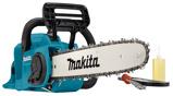 Afbeelding vanMakita DUC400Z 2x18 V Kettingzaag 40cm Zonder accu's en lader, in doos