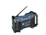 Afbeelding vanBosch GML Soundboxx 14.4 18V Li Ion accu bouwradio werkt op netstroom &